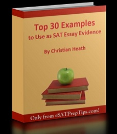 good examples for the sat essay esat prep tipscom - Examples To Use For Sat Essay