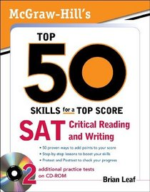 Top 50 SAT Reading and Writing Skills