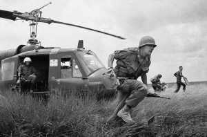 The Vietnam War makes a powerful SAT essay example