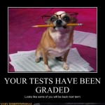 How do you grade an SAT practice test?