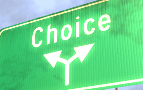 What is the SAT Score Choice Option?
