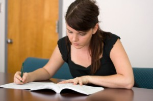How long should the SAT essay be?